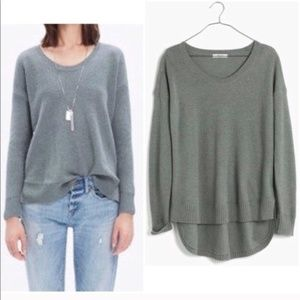 Madewell Chronicle Texture Pullover